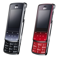 LG KF510, ultradelgado de diseño