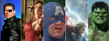 Spandex inexpensive and shields corchopán: the eight worst adaptations of comics Marvel