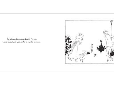 'El jardín maléfico': otro pequeño y horrible tesoro de Edward Gorey