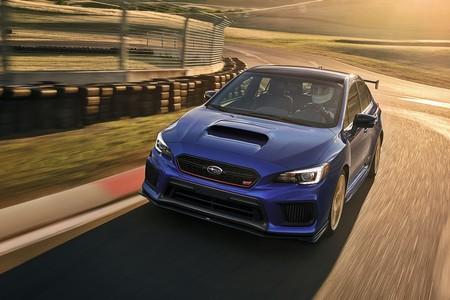 Subaru WRX Type RA