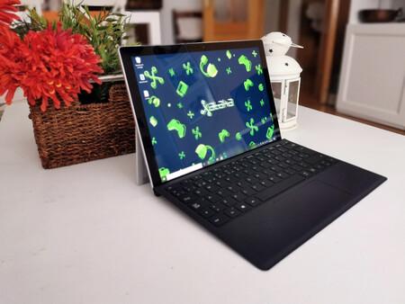 Surface Pro 7+, análisis: poder cambiar la unidad SSD es una gran noticia, los gráficos Intel Iris Xe son una noticia aún mejor