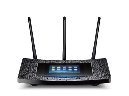 El nuevo extensor WiFi AC de TP-Link viene con pantalla táctil incorporada