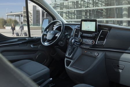 Ford Tourneo Custom Phev 2019 2