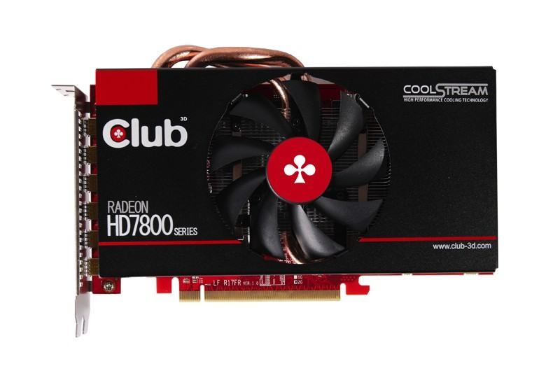 Club 3D AMD 7870 Eyefinity