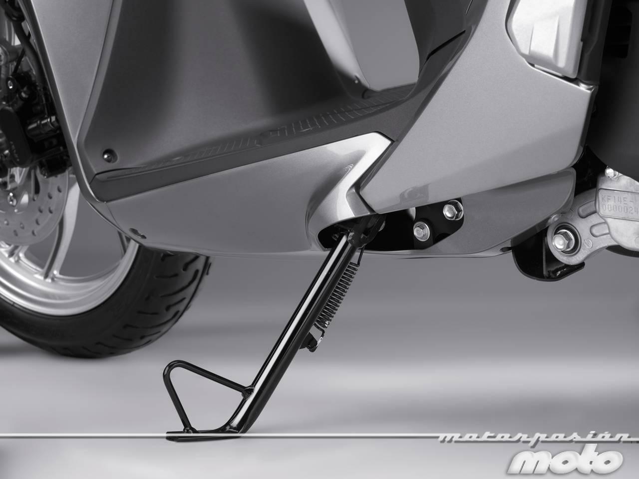 Foto de Honda Scoopy SH125i 2013, prueba (valoración, galería y ficha técnica)  - Fotos Detalles (54/81)