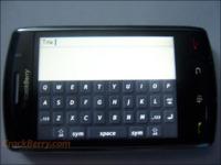 BlackBerry Thunder, más información