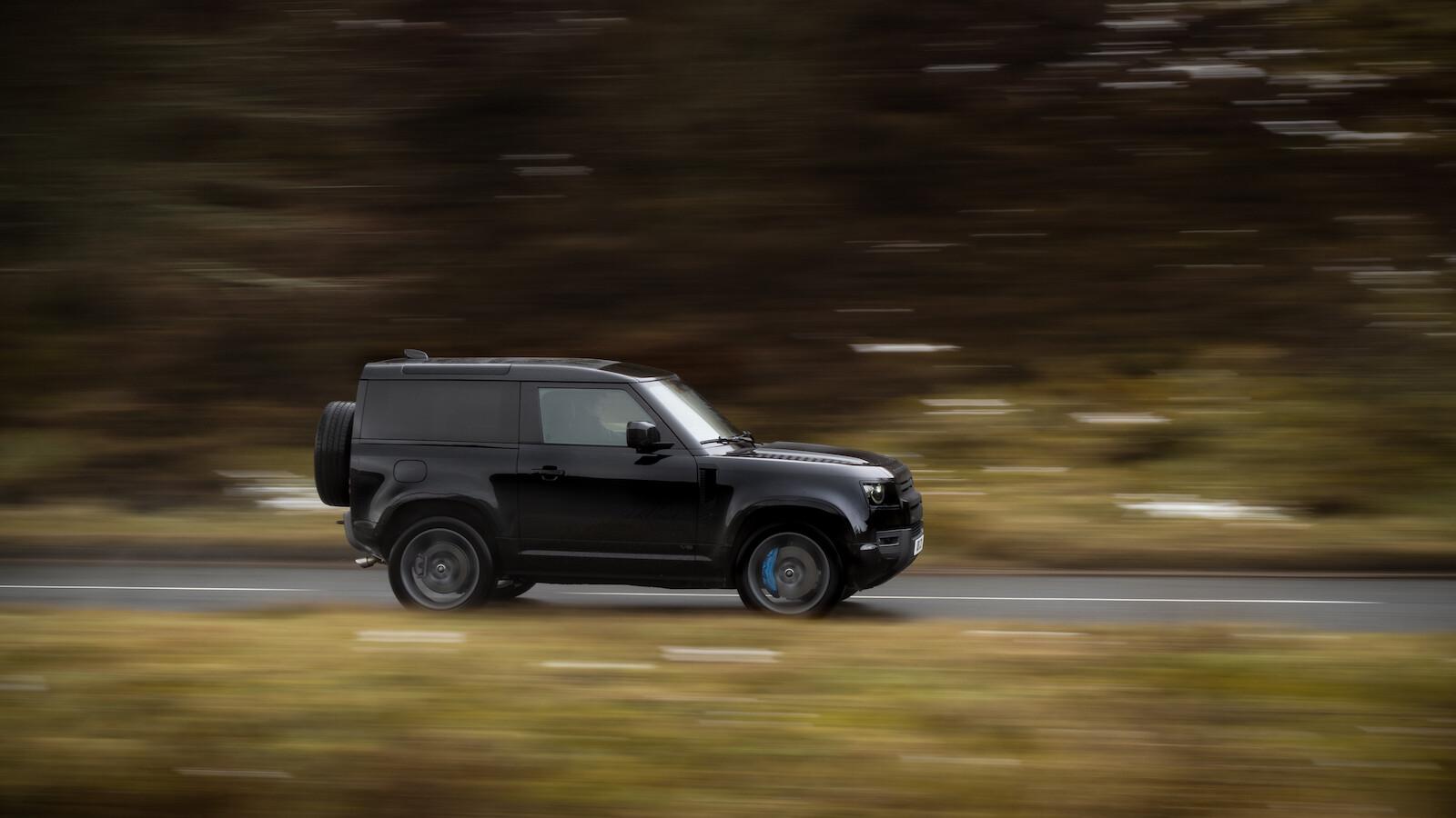 Foto de Land Rover Defender V8 (17/30)