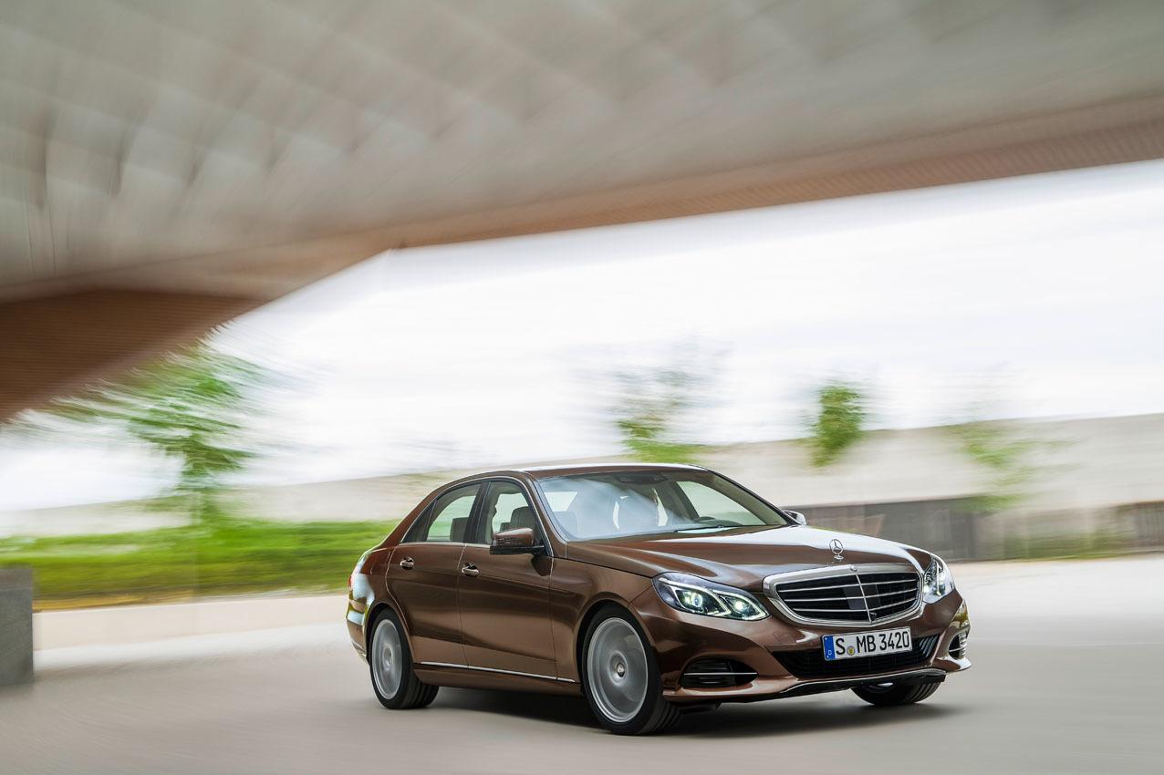 Foto de Mercedes-Benz Clase E 2013 (19/61)
