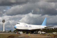 El hotel 747