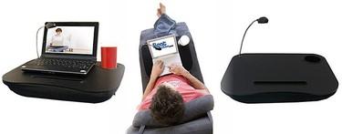 Beat Pad, base multifunción para trabajar en el sofá