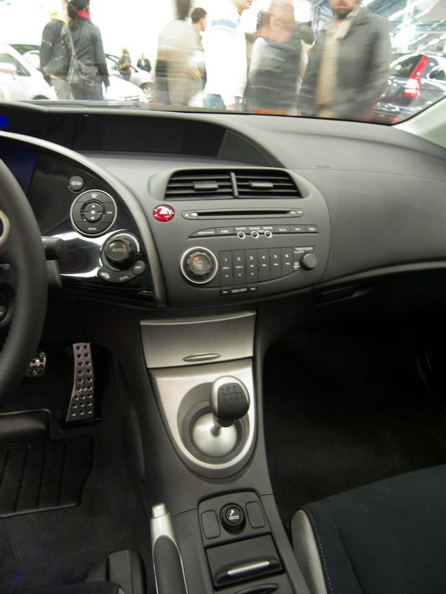 Foto de Honda Civic 5 puertas Executive en el Salón de Vigo (1/11)