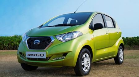 Datusn redi-GO el urbano del motor de 0.8 litros y 54 hp que quiere conquistar la India