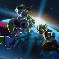 Dragon Ball FighterZ: Broly y Bardock salen a escena para demostrar su potencial en sus primeros gameplay