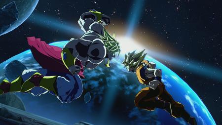 Dragon Ball FighterZ: Broly y Bardock salen a escena para demostrar su potencial en sus primeros gameplay