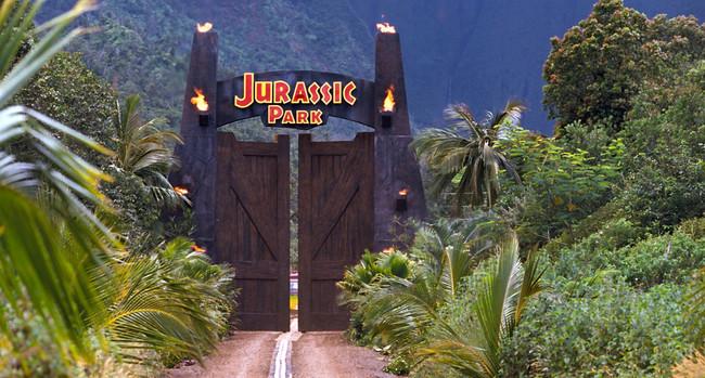 Parque Jurasico Dino A Park