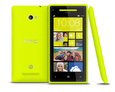 ¿Dejó Nokia a los HTC obsoletos antes de aparecer? Guerrillas dentro de Windows Phone 8