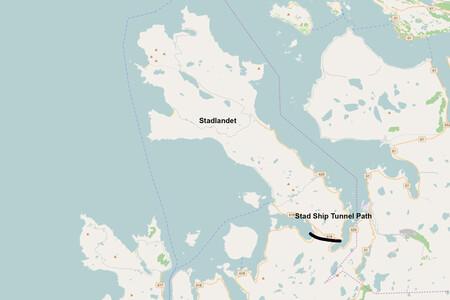 Buena Tunel Mapa