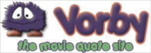 Vorby, web con lista de frases de películas
