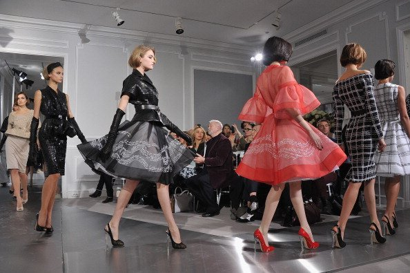 Christian Dior Alta Costura 2012