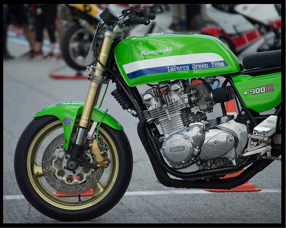 Foto de Kawasaki Z900R LaPerra Bikes Workshop (1/31)