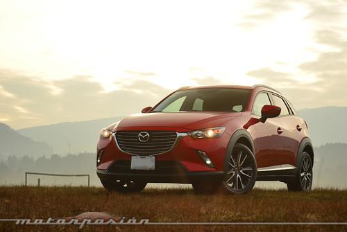 Probamos el Mazda CX-3, el SUV con el que Mazda quiere decirle a todos 'Jaque Mate'