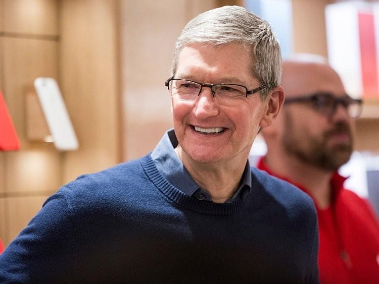Así es Tim Cook dentro de Apple según un perfil del WSJ
