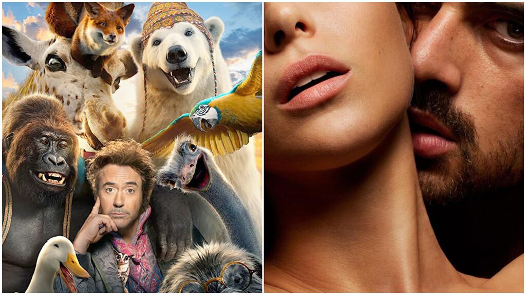 Razzies 2021: lista completa de nominados a los premios del peor cine del año