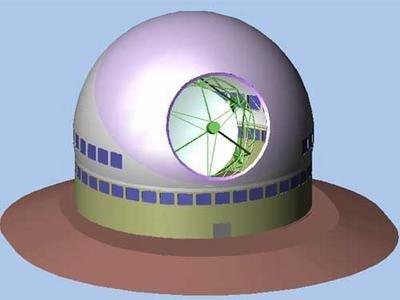 Telescopio más potente que el Hubble