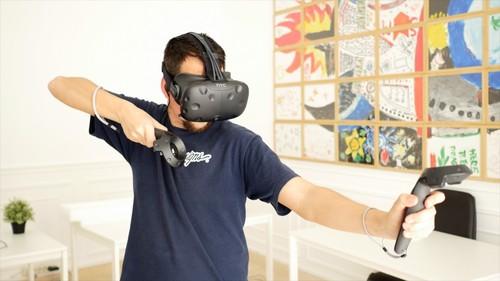 HTC Vive, análisis: esto sí que es realidad virtual interactiva