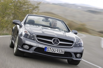 Mercedes-Benz SL 2008