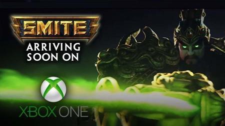 Se abre el registro para la beta de Smite en Xbox One