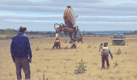 Tráiler de 'Tales from the Loop': Amazon pone fecha de estreno a esta peculiar serie de ciencia ficción