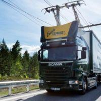 eHighway: la autopista eléctrica sueca se acaba de inaugurar
