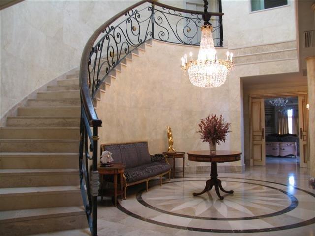 Recibidores de lujo casa salas recibidores de estilo - Recibidores de lujo ...