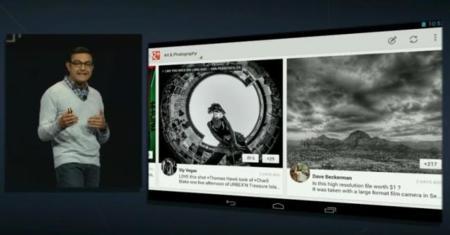Google presenta la aplicación nativa de Google+ para tablets