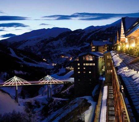 Sport Hotel Hermitage & Spa: un refugio de montaña