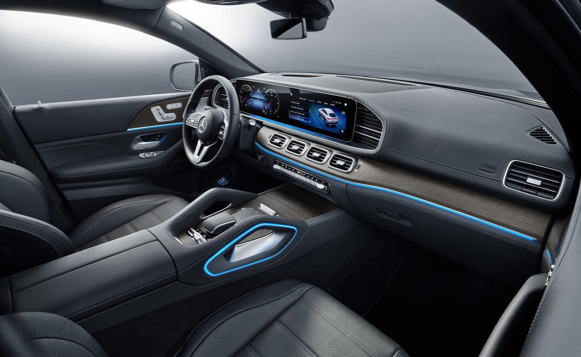 Foto de Mercedes-Benz GLE Coupé 2020 (50/52)