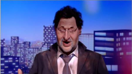 Rajoy titere