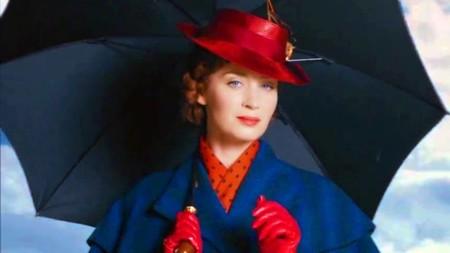 El 'remake' de «Mary Poppins», con Emily Blunt y Meryl Streep, se estrenará en diciembre... y el tráiler ya nos ha enamorado
