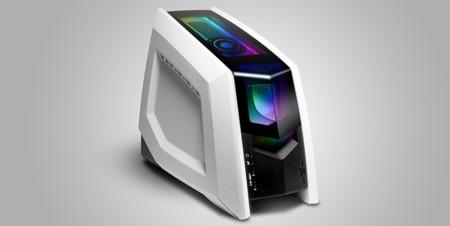 ¿Un ordenador en formato compacto diseñado para jugar? Revolt 2 nos enseña hasta la gráfica