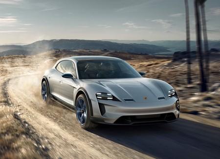 El Porsche Taycan Cross Turismo podría ver la luz antes de 2021, mismo lujo y desempeño con carrocería de vagoneta