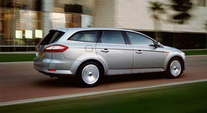 Ford Mondeo Estate 2007