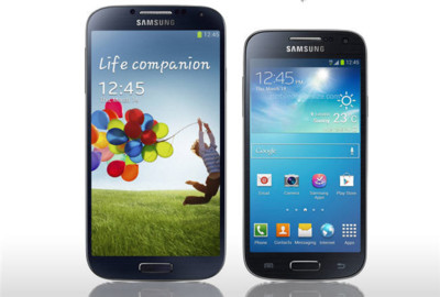 Hermanos enfrentados: Samsung Galaxy S4 vs Samsung Galaxy S4 mini