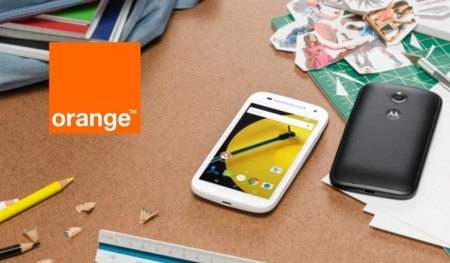 El Motorola Moto E 4G ya está disponible con Orange