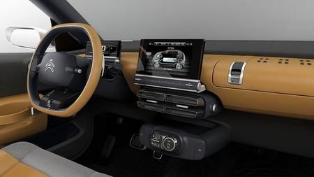 Citroën Cactus, interior
