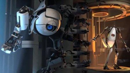 'Portal 2' sigue tan genial como siempre en su nuevo tráiler