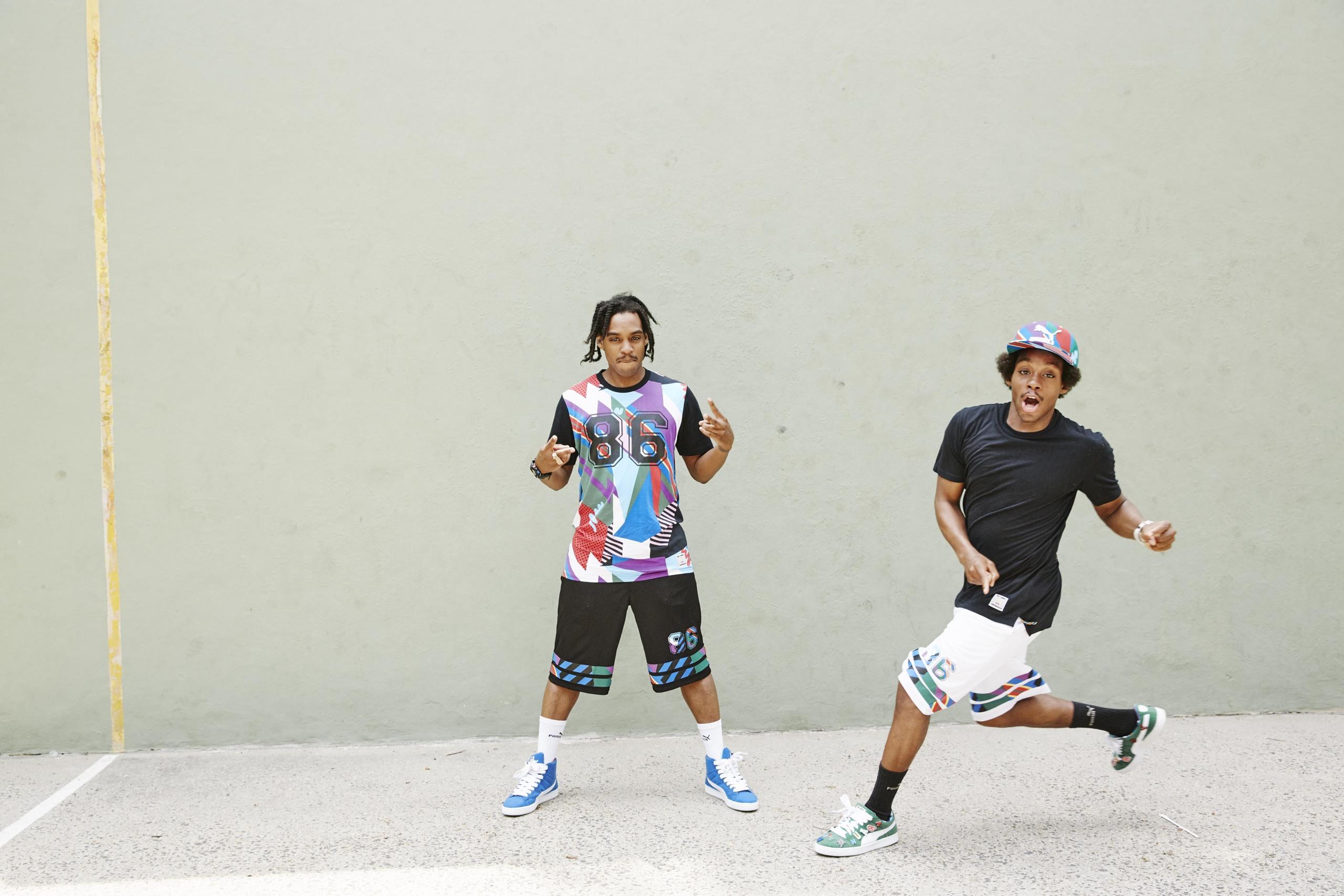 Puma x Dee & Ricky