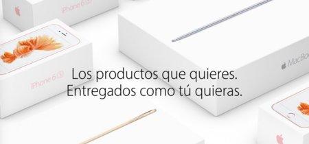 Apple activa la recogida de pedidos online en sus tiendas españolas