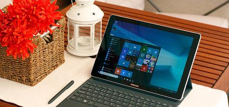 Samsung Galaxy Book, análisis: un 2 en 1 que convence gracias a su gran teclado y al S Pen