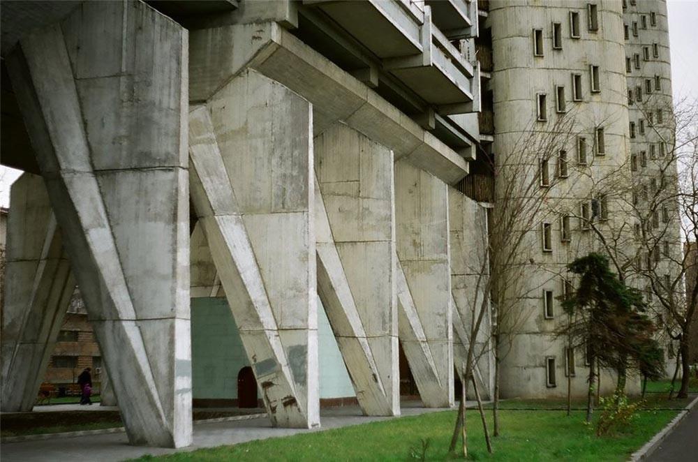 19 joyazas de la arquitectura comunista taringa Arquitectura brutalista
